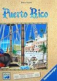 Brettspiele bei AEIOU.DE - Abbildung: Frontcover der Spielbox von Puerto Rico