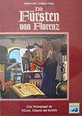 Brettspiele bei AEIOU.DE - Abbildung: Frontcover der Spielbox von Die Fürsten von Florenz