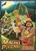 Brettspiele bei AEIOU.DE - Abbildung: Frontcover der Spielbox von Die Prinzen von Machu Picchu