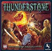 Brettspiele bei AEIOU.DE - Abbildung: Frontcover der Spielbox von Thunderstone