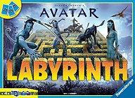 Brettspiele bei AEIOU.DE - Abbildung: Frontcover der Spielbox von Avatar Labyrinth
