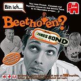 Brettspiele bei AEIOU.DE - Abbildung: Frontcover der Spielbox von Bin ich Beethoven?