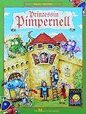 Brettspiele bei AEIOU.DE - Abbildung: Frontcover der Spielbox von Prinzessin Pimpernell