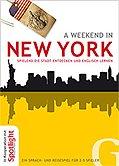 Brettspiele bei AEIOU.DE - Abbildung: Frontcover der Spielbox von A Weekend in New York