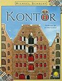Brettspiele bei AEIOU.DE - Abbildung: Frontcover der Spielbox von Kontor