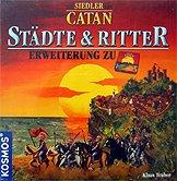 Brettspiele bei AEIOU.DE - Abbildung: Frontcover der Spielbox von Städte & Ritter Erweiterung