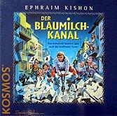 Brettspiele bei AEIOU.DE - Abbildung: Frontcover der Spielbox von Der Blaumilch-Kanal