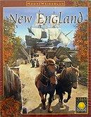 Brettspiele bei AEIOU.DE - Abbildung: Frontcover der Spielbox von New England