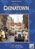 Brettspiele bei AEIOU.DE - Abbildung: Frontcover der Spielbox von Chinatown