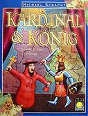 Brettspiele bei AEIOU.DE - Abbildung: Frontcover der Spielbox von Kardinal & König