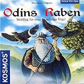 Brettspiele bei AEIOU.DE - Abbildung: Frontcover der Spielbox von Odins Raben