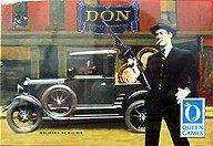 Brettspiele bei AEIOU.DE - Abbildung: Frontcover der Spielbox von DON