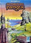 Brettspiele bei AEIOU.DE - Abbildung: Frontcover der Spielbox von Die Magier von Pangea