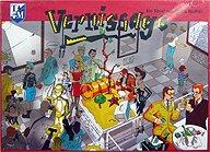 Brettspiele bei AEIOU.DE - Abbildung: Frontcover der Spielbox von Vernissage