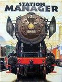 Brettspiele bei AEIOU.DE - Abbildung: Frontcover der Spielbox von Station Manager