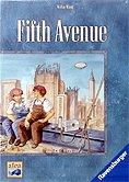 Brettspiele bei AEIOU.DE - Abbildung: Frontcover der Spielbox von Fifth Avenue