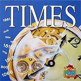 Brettspiele bei AEIOU.DE - Abbildung: Frontcover der Spielbox von Times
