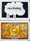 Brettspiele bei AEIOU.DE - Abbildung: Frontcover der Spielbox von Attribut-Boosterpackung