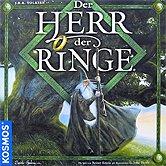 Brettspiele bei AEIOU.DE - Abbildung: Frontcover der Spielbox von Der Herr der Ringe