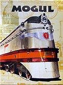 Brettspiele bei AEIOU.DE - Abbildung: Frontcover der Spielbox von Mogul