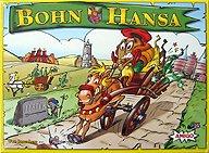 Brettspiele bei AEIOU.DE - Abbildung: Frontcover der Spielbox von Bohn Hansa