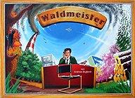 Brettspiele bei AEIOU.DE - Abbildung: Frontcover der Spielbox von Waldmeister