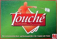 Brettspiele bei AEIOU.DE - Abbildung: Frontcover der Spielbox von Touché