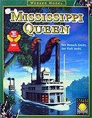 Brettspiele bei AEIOU.DE - Abbildung: Frontcover der Spielbox von Mississippi Queen