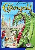 Brettspiele bei AEIOU.DE - Abbildung: Frontcover der Spielbox von Elfengold