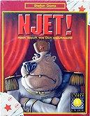 Brettspiele bei AEIOU.DE - Abbildung: Frontcover der Spielbox von Njet!