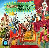 Brettspiele bei AEIOU.DE - Abbildung: Frontcover der Spielbox von Ritter ohne Furcht und Tadel