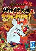Brettspiele bei AEIOU.DE - Abbildung: Frontcover der Spielbox von Rattenscharf
