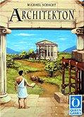 Brettspiele bei AEIOU.DE - Abbildung: Frontcover der Spielbox von Architekton