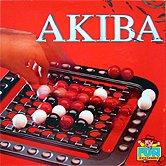 Brettspiele bei AEIOU.DE - Abbildung: Frontcover der Spielbox von Akiba
