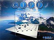 Brettspiele bei AEIOU.DE - Abbildung: Frontcover der Spielbox von GIPF