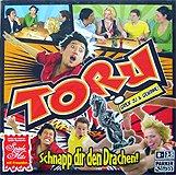 Brettspiele bei AEIOU.DE - Abbildung: Frontcover der Spielbox von Toru