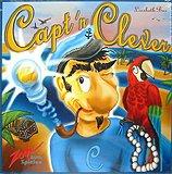 Brettspiele bei AEIOU.DE - Abbildung: Frontcover der Spielbox von Capt'n Clever