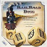 Brettspiele bei AEIOU.DE - Abbildung: Frontcover der Spielbox von Railroad Dice