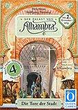 Brettspiele bei AEIOU.DE - Abbildung: Frontcover der Spielbox von Die Tore der Stadt