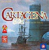 Rezensionen bei AEIOU.DE - Abbildung: Frontcover der Spielbox von Cartagena