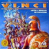Brettspiele bei AEIOU.DE - Abbildung: Frontcover der Spielbox von Vinci