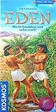 Brettspiele bei AEIOU.DE - Abbildung: Frontcover der Spielbox von Eden