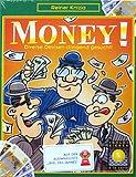 Brettspiele bei AEIOU.DE - Abbildung: Frontcover der Spielbox von Money!