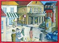 Brettspiele bei AEIOU.DE - Abbildung: Frontcover der Spielbox von Publicity