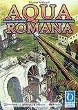 Brettspiele bei AEIOU.DE - Abbildung: Frontcover der Spielbox von Aqua Romana