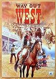 Brettspiele bei AEIOU.DE - Abbildung: Frontcover der Spielbox von Way Out West