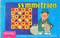 Brettspiele bei AEIOU.DE - Abbildung: Frontcover der Spielbox von Symmetrion