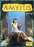 Brettspiele bei AEIOU.DE - Abbildung: Frontcover der Spielbox von Amyitis