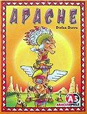 Brettspiele bei AEIOU.DE - Abbildung: Frontcover der Spielbox von Apache