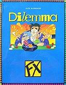 Brettspiele bei AEIOU.DE - Abbildung: Frontcover der Spielbox von Dilemma